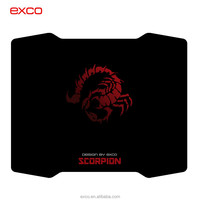 EXCO large size Gift rubber Gaming Computer Table mouse pad gaming mat