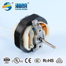 YJ58 shaded pole fan electric motor