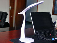 portable rechargeable fold led desk lamps