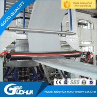 Excellent material guohua pvc film blowing machine for printing fence