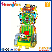 Football Game Machine Kids Amusement Park Equipment Lottery Sport Coin Operated