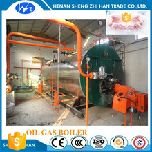 Internal Combustion Three Quick Return Fire Tube STEAM Boilers