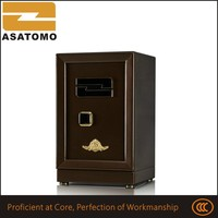 Ammo boxes with high quality keylock and thick steel as pistal safe from ningbo