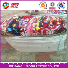 2015 Cheap Polyester fabric supplier new style Fashion Woven 3d disperse print 100% polyester fabric