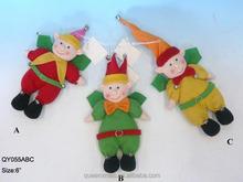 More Popular Felt Christmas Elf Ornaments