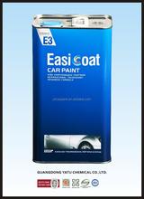 2K clear coat body shop auto refinish paint