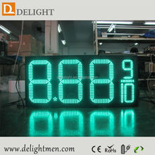 led gas price signs changer/ outdoor led gas pricing signs/ led gas price sign\ price display \ screen display