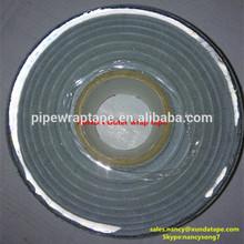 Anti- corrosión exterior envoltura de cinta con el caucho butilo para tubos