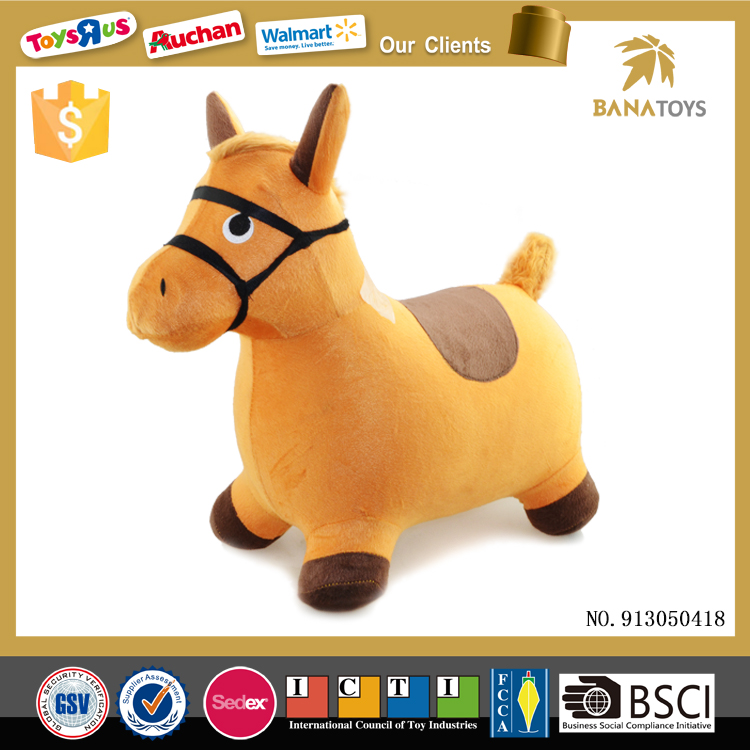 Popular Types Ride On Toys For Kids : Top ten toy kids ride on horse inflatable animal for