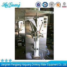 Factory supply directly water sachet packing sachet milk machine