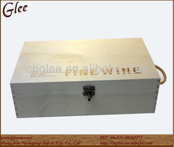 excellente bois coffrets cadeaux de vin pour bouteilles de vin bouteille de bi re cadeau bo tes. Black Bedroom Furniture Sets. Home Design Ideas