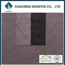 T/R fabric supplier Cheap Brushed polyester/spandex stretch polyester fabric