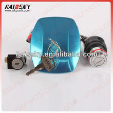 many models motorcycle lock set with high quality