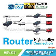 powerline hdmi extender 120m /android tv hdmi stick ethernet