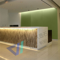 Manufacture modern restaurant used checkout counters for sale