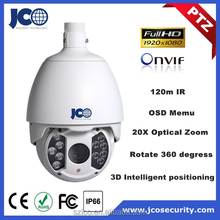 2MP Remote upgrade function best price ip high speed dome outdoor ptz solar powered security camera poe