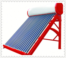 The Hot Domestic Natural Circulation Solar Water Heating System