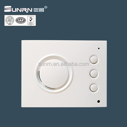 Clear video and audio signal long-distance audio door phone for apartments