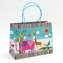 Custom matte laminate shopping bags bulk