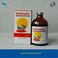 cattle sheep antibiotics Long acting 20% Oxytetracycline injection