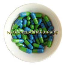 OEM hard empty gelatin capsule size 1