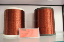 Enameled Aluminum Wire deep tan color