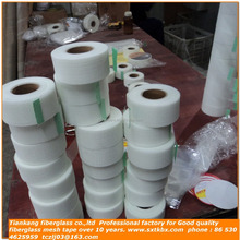 Waterproofing Shower/Bathroom/Tank Insulation use fiberglass mesh tape 60 70 75 65g/m2 9*9