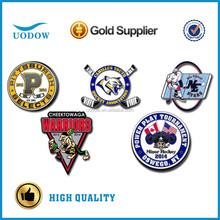 ice hockey pin badges