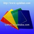 Polyestyrene extruido hoja de plástico( ps)