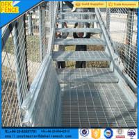 Material for floor garage steel floor lattice