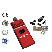 MSTCIG 2015 New Vaporizer Electronic Cigarette for Wax Portable Personal Herb Vaporizer Titan 2 For Oem
