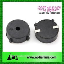 LPT1760CS 17*6.0MM 12v active buzzer wireless portable piezo ceramic