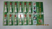 the lowest price, the best product 502 Adhesive , Instant Super Glue 3g/per