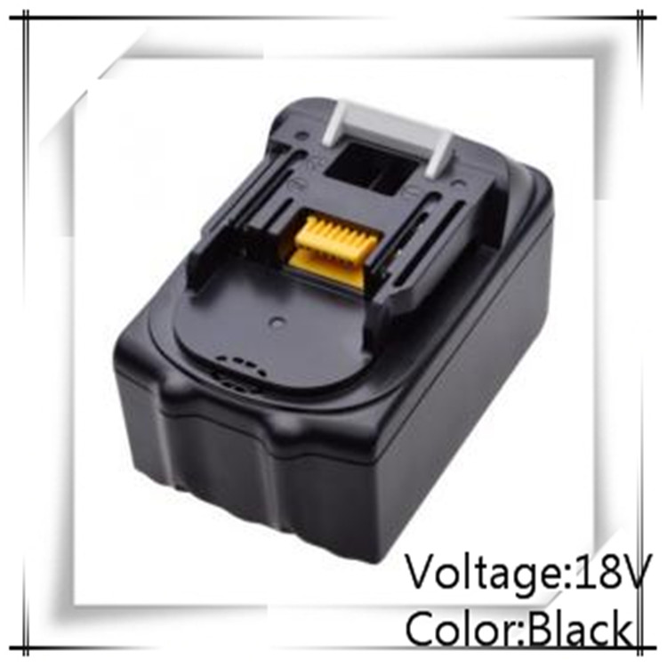 new 18v 1 5 ah battery for makita bl1815 1830 lithium ion compact cordless drill buy 18v. Black Bedroom Furniture Sets. Home Design Ideas