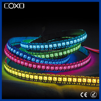 RGB color changing 5050 rgb dream color 6803 ic led strip light