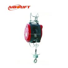 120V building block with hoist push botton switch