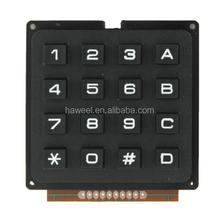 New!!2015 new products High Quality 4x4 Keypad Module(Black)