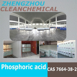 [Here] raw phosphoric acid molecular weight 85% technical grade food grade p2o5 85%