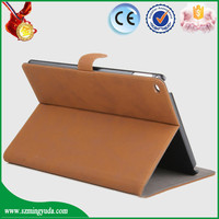 High Quality PU leather case cover for ipad air 2 , for ipad 6 leather case , Fashion tablet cover for ipad 6