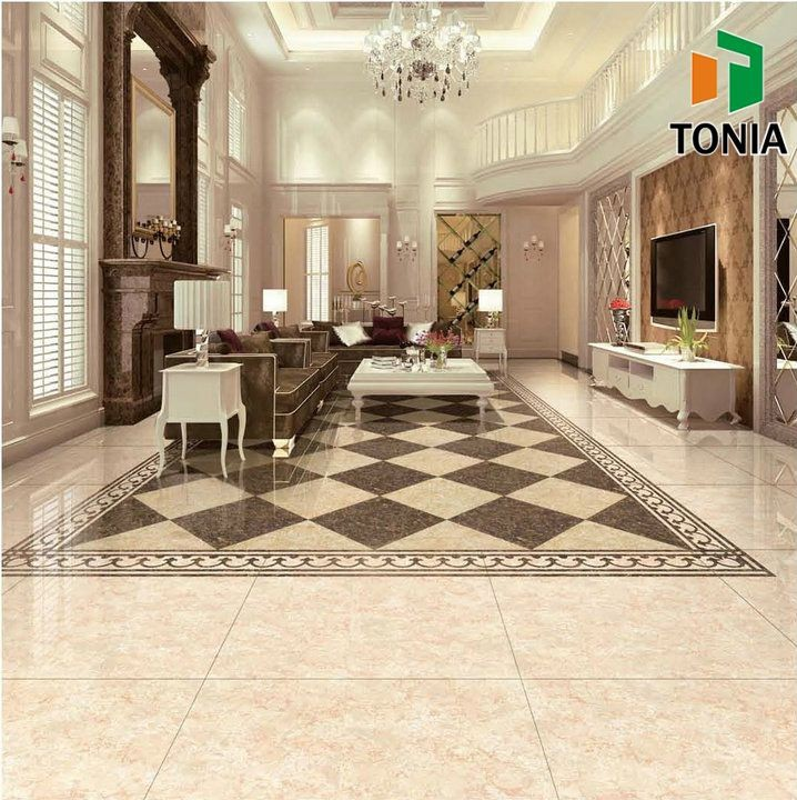 Porcelain floor tiles advantages