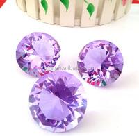 Longsheng octahedron crystal diamonds