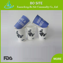 Hot china products wholesale Branded Paper Disposable Cup