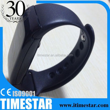 Smart Wristband Heart Rate Monitor Bracelet with Pedometer alarm drinking and sleep