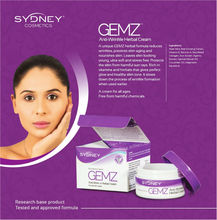 Gemz Herbal Creams - Anti-acne, Anti-wrinkle, Whitening, Hair Removing Creams