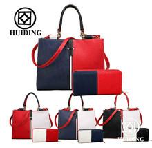 2015 Taschen Handtasche Frauen-Beutel-Satz-Beutel-Handtaschetote-Entwerfer-Handtasche Fabrik OEM
