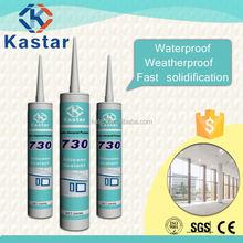 Kastar Professional acid ceramic silicone sealant