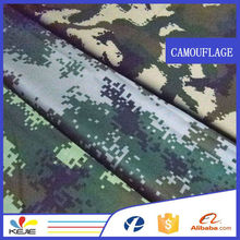 Kejie Wholesale High Quality camouflage printed fabric