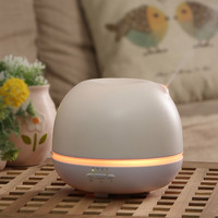 500ml Aroma Diffuser, Aromatherapy Nebulizer, Air Aroma Oil Diffuser /Lack of Water Safe Auto-off Protection-IONCARE