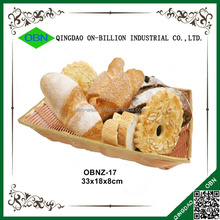 Food grade cheap plastic high quality woven basket
