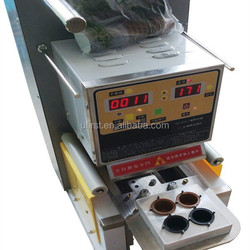 Stainless steel K-cup sealer for sale